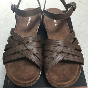 New Merrell Alexa Lattice sandals size 8